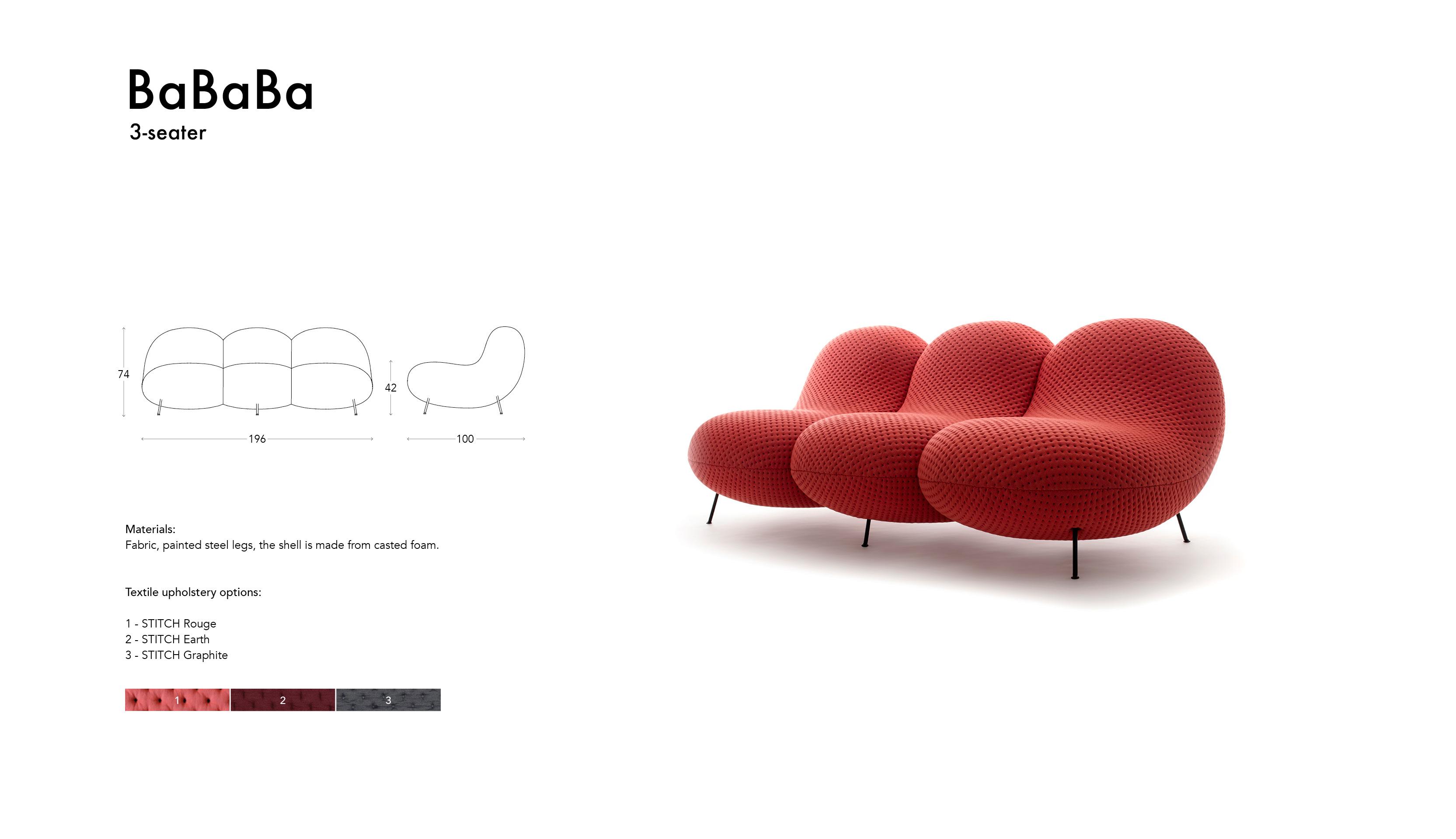 BaBaBa sofa2