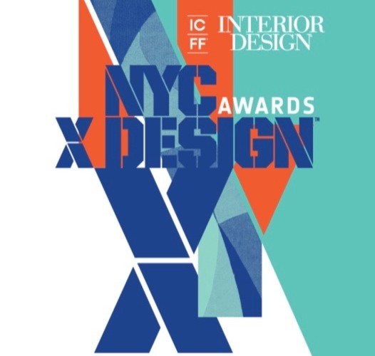 Finalist at nycxdesign awards