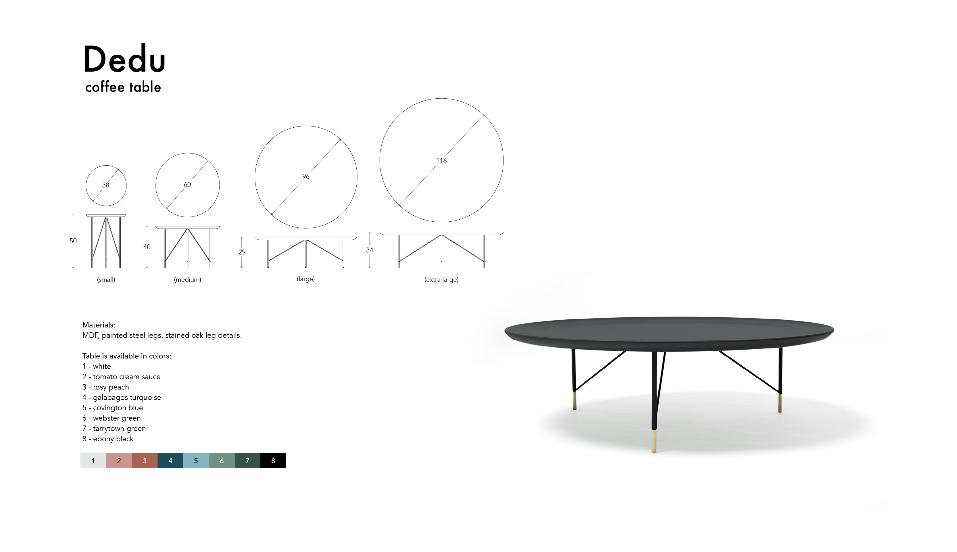 Jok Table.Dedu Coffee Table Jotjot